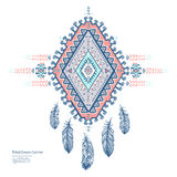 Ethnic American Indian Dream catcher Stock Images
