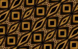 Ethnic Art Geometric Pattern Stock Photo