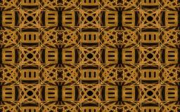 Ethnic Art Geometric Pattern Stock Photography