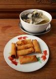 Ethnic Asian food Royalty Free Stock Image