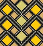 Ethnic background. Vector seamless for folk pattern Vector Illustration