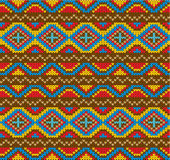 Ethnic background design. Royalty Free Stock Photos