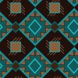 Ethnic boho seamless pattern Stock Photo
