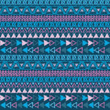 Ethnic boho seamless pattern. Print. Repeating background. Print. Cloth design, wallpaper. Royalty Free Stock Images