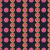 Ethnic boho seamless pattern. Print. Repeating background. Turkish cucumbers. Cloth design, wallpaper. Stock Photo