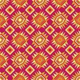 Ethnic boho seamless pattern. Retro motif. Royalty Free Stock Photo