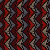 Ethnic boho seamless pattern. Scribble texture. Retro motif. Royalty Free Stock Photography