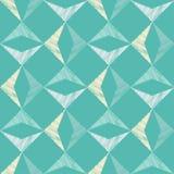 Ethnic boho seamless pattern. Scribble texture. Retro motif. Royalty Free Stock Image