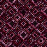 Ethnic boho seamless pattern. Scribble texture. Retro motif. Royalty Free Stock Images