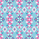 Ethnic boho seamless pattern. Tribal art print, repeatable background. Retro motif. Textile rapport Stock Photography