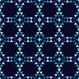 Ethnic boho seamless pattern. Tribal art print, repeatable background. Retro motif. Textile rapport Royalty Free Stock Photos