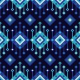 Ethnic boho seamless pattern. Royalty Free Stock Images