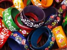 Ethnic bracelets Stock Image