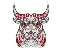 Ethnic bull Stock Photos