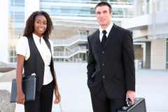 Ethnic Business Team Royalty Free Stock Image