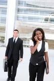 Ethnic Business Team Stock Photos