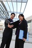 Ethnic Business Team Royalty Free Stock Images