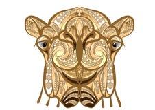 Ethnic camel Royalty Free Stock Photo