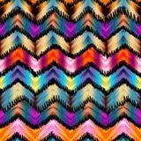 Ethnic chevron pattern. Royalty Free Stock Photos