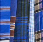 Ethnic cloth pattern Royalty Free Stock Images