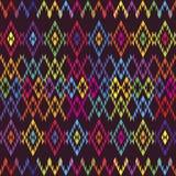 Ethnic colored carpet Stock Photo