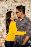 Ethnic couple Royalty Free Stock Image