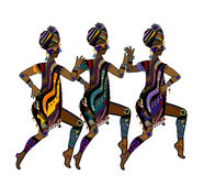 Ethnic dance Stock Photo