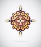 Ethnic design element Royalty Free Stock Images