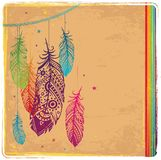 Ethnic Dream catcher. This is file of EPS10 format Stock Images