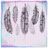 Ethnic Dream catcher Stock Image
