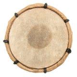 Ethnic drum surface Stock Photo