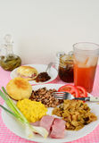 Ethnic Eating Stock Images