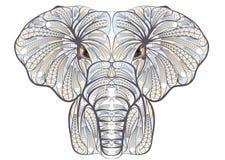 Ethnic elephant Royalty Free Stock Photography