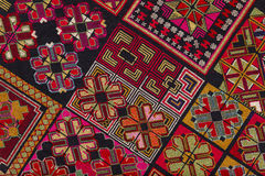 Ethnic embroidery pattern royalty free stock image