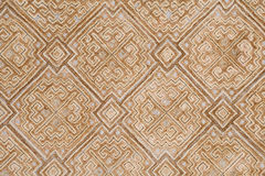Ethnic embroidery pattern Royalty Free Stock Photos