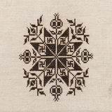 Ethnic embroidery pattern Royalty Free Stock Photo