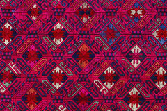 Ethnic embroidery pattern Stock Photos