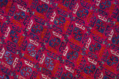 Ethnic embroidery pattern Stock Images