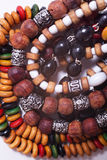 Ethnic esoteric beads Royalty Free Stock Image