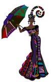 Ethnic fashion Stock Images