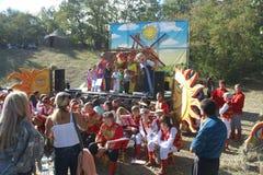 Ethnic Festival Royalty Free Stock Photos