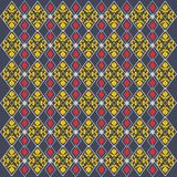 Ethnic floral seamless pattern. Abstract ornamental pattern,EPS 8,EPS 10 vector illustration