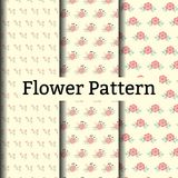 Ethnic floral seamless pattern. vector illustration