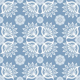 Ethnic floral seamless pattern8 Stock Image