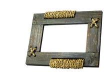 Ethnic frame Stock Image