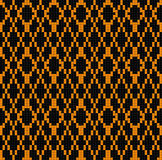 Ethnic geometric ornament. pattern Stock Image