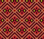 Ethnic geometric ornament. pattrn Stock Image
