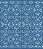 Ethnic geometric pattern, background Stock Photography