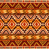 Ethnic Geometric Pattern. Royalty Free Stock Photos