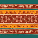Ethnic Geometric Pattern. Stock Photography